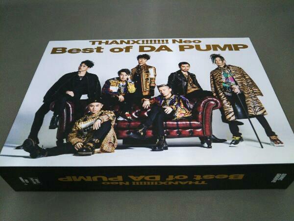 DA PUMP CD THANX!!!!!!! Neo Best of DA PUMP(初回生産限定盤)(DVD付)_画像1
