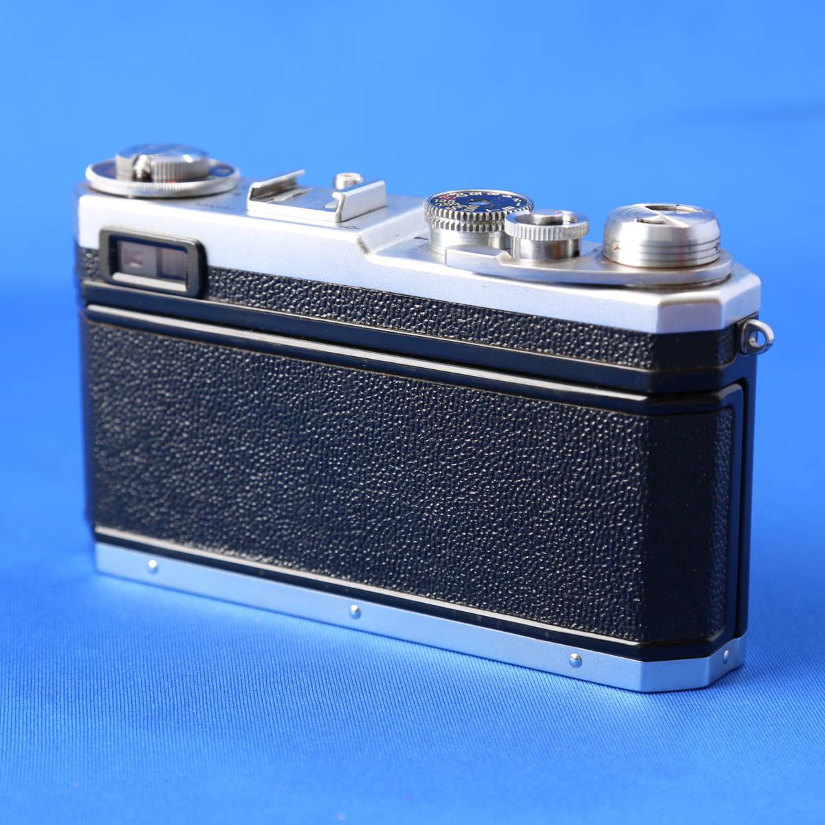 【美品】NIKON ニコン SP カメラボディ本体 フィルムカメラ クラシックカメラ オールドレンズ等が趣味の方にお薦めです