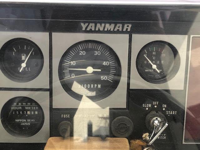 YANMAR FM-23 ヤンマー 中古艇 売り切り【boatflow.jp】_画像8