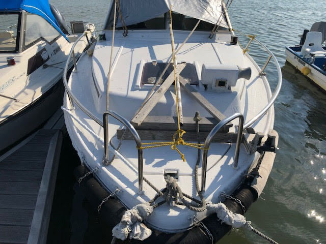 YANMAR FM-23 ヤンマー 中古艇 売り切り【boatflow.jp】_画像3