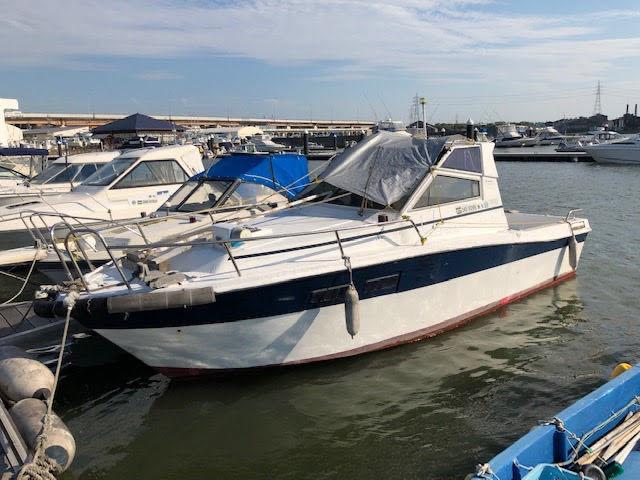 YANMAR FM-23 ヤンマー 中古艇 売り切り【boatflow.jp】