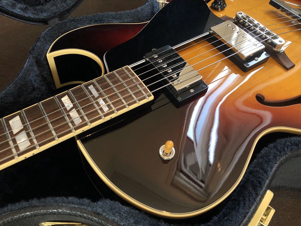 Archtop Tribute AT-102MD|フルアコ gibson es-175 es-335_画像3