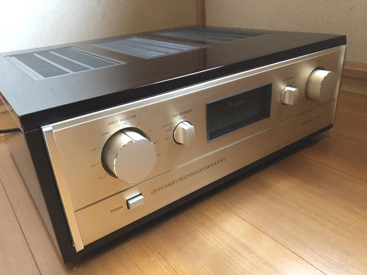 Accuphase◆アキュフェーズ プリアンプ C‐280V メーカーOH済