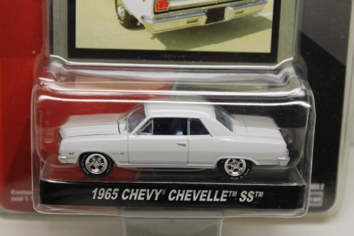 グリーンライト GREEN LIGHT 1/64 1965 CHEVY CHEVELLE SS 同梱可