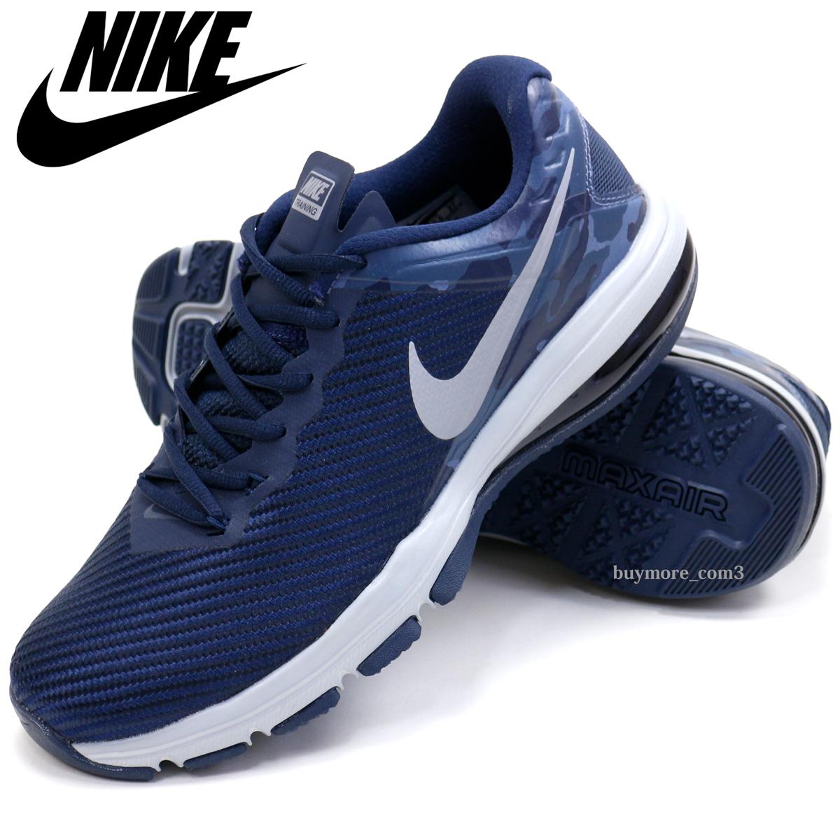 新品 Nike Air Max Full Ride TR 1.5 ナイキ エア マックス フル ライド TR 1.5 スニーカー 28㎝ ネイビーカモ 869633-401 ◆QZ014