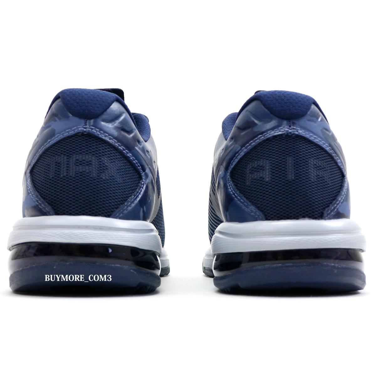 新品 Nike Air Max Full Ride TR 1.5 ナイキ エア マックス フル ライド TR 1.5 スニーカー 28㎝ ネイビーカモ 869633-401 ◆QZ014_画像5