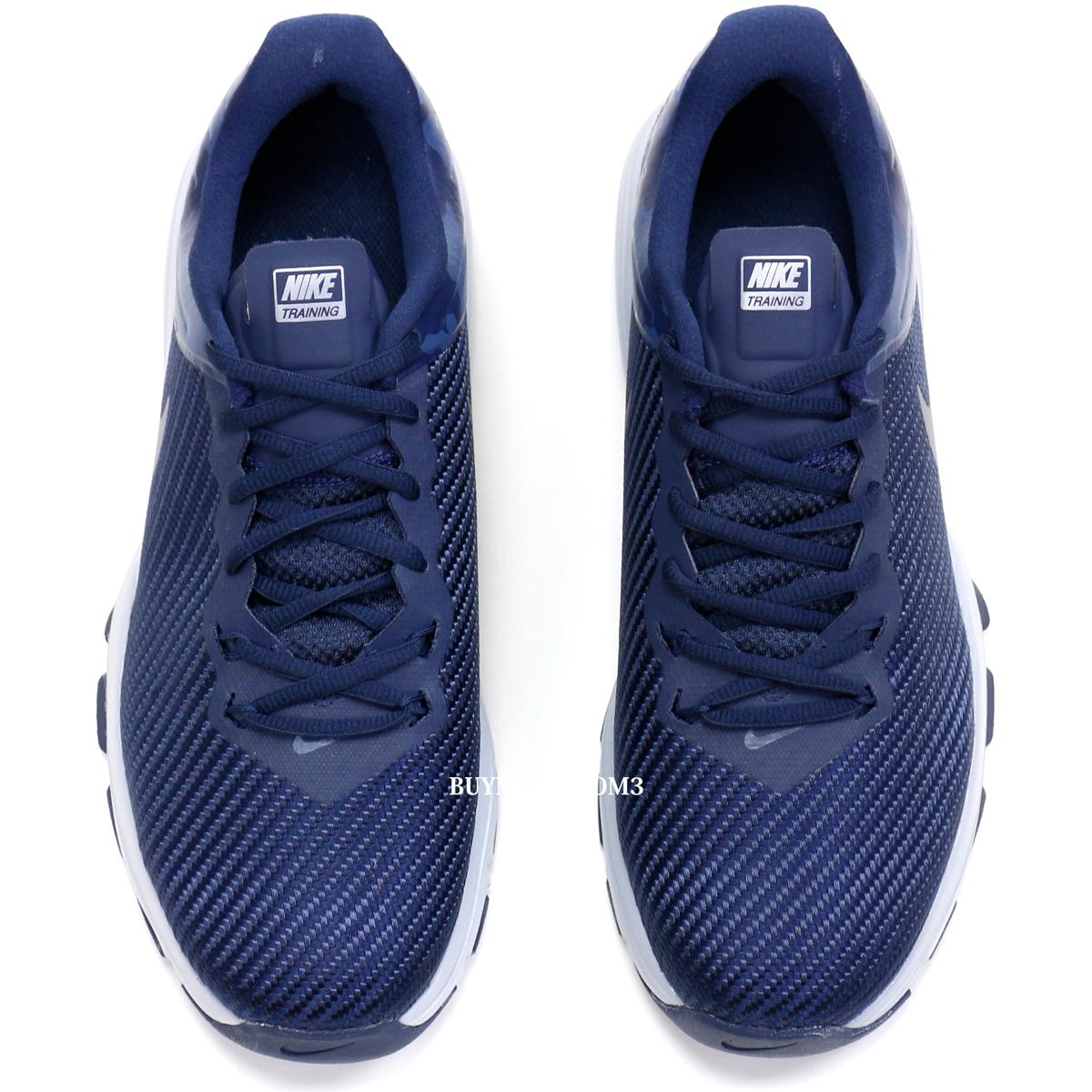 新品 Nike Air Max Full Ride TR 1.5 ナイキ エア マックス フル ライド TR 1.5 スニーカー 28㎝ ネイビーカモ 869633-401 ◆QZ014_画像3