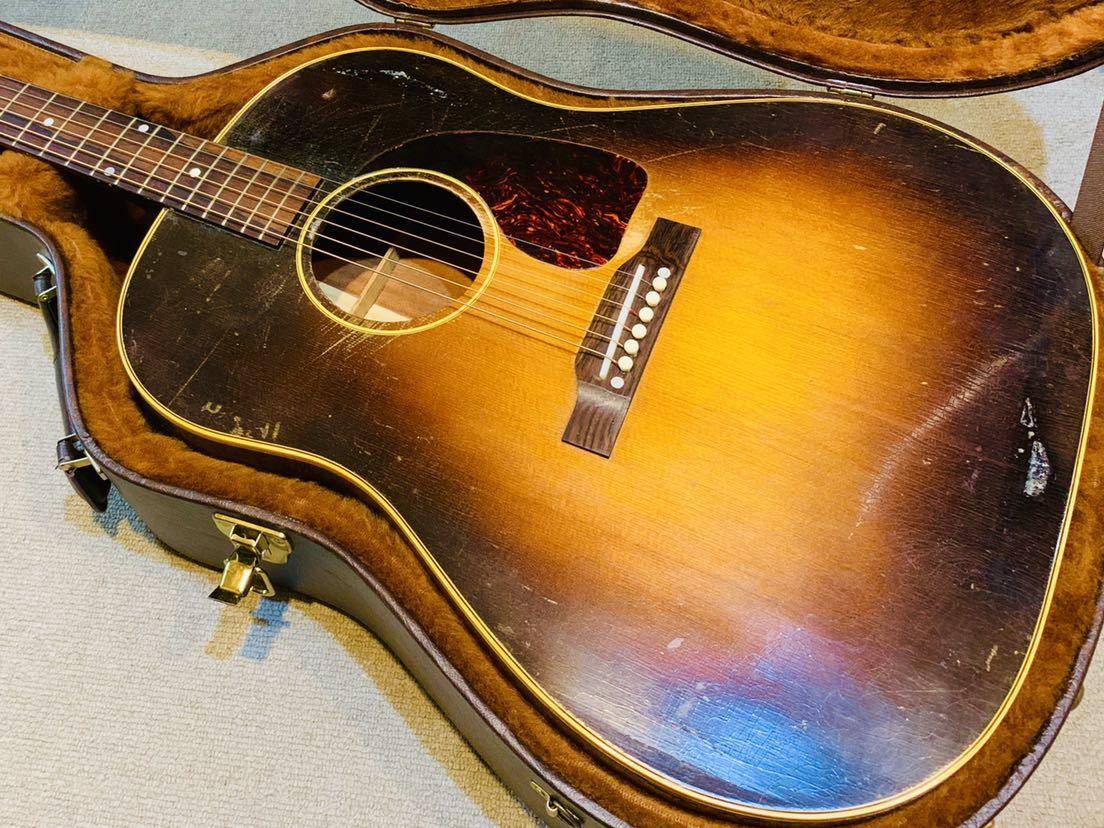 Gibson 1953年製 J-45 超激鳴り ギブソン J45