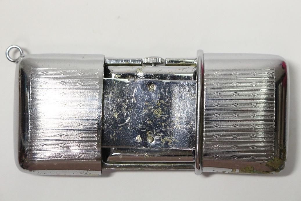 変わった開閉式 懐中時計 レターパックプラス可 1031R4r_画像4