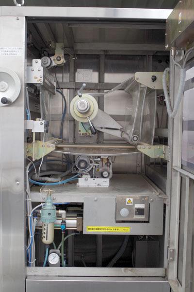 オリヒロ/縦ピロー包装機 ★ONPACK-204AS2/3相200V仕様★ 40607S_画像4