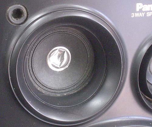 Panasonic/スピーカー『SB-CH430』×2_画像8