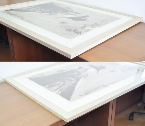 ☆ 天野喜孝 そよぎ (SEPIA)限定80 サイズ80×103cm_画像7