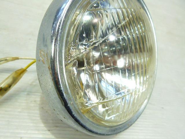 スズキ TS50・TS502★ヘッドライト・灯火未確認★SJ3-24(80)_画像2