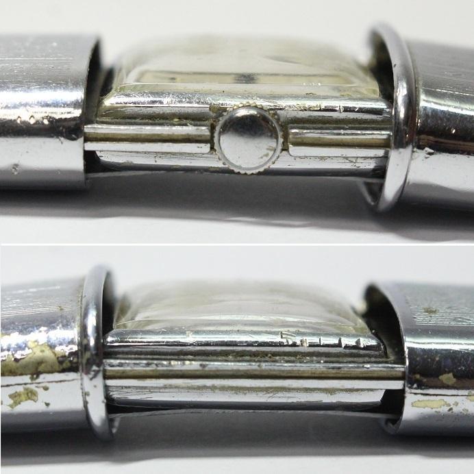 変わった開閉式 懐中時計 レターパックプラス可 1031R4r_画像3