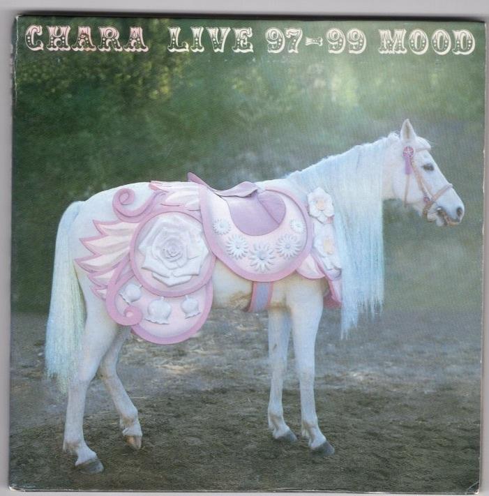 CHARA / LIVE 97-99 MOOD / 2CD_画像1