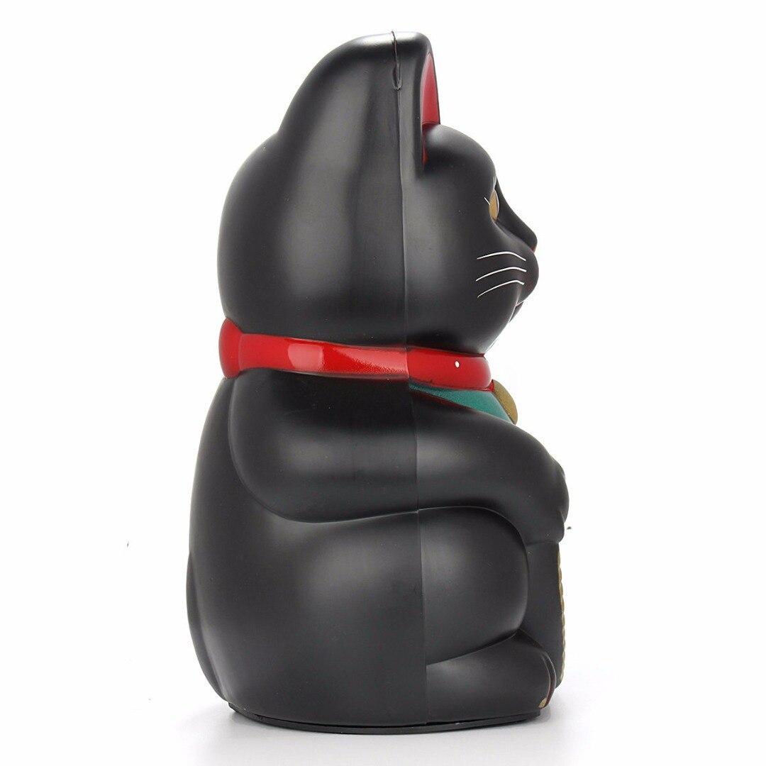 福きたる!! 招き猫の置物 オブジェ マネキネコ まねきねこ 縁起物 風水 開店祝い 商売繁盛 金運 アップ 玄関 yy305_画像4