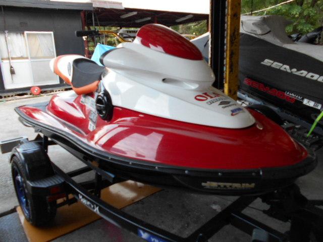 「15y seadoo XP 950 DI 琵琶湖OK 船検たっぷり カスタム艇」の画像2