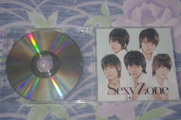 〇♪Sexy Zone Sexy Zone CD盤_画像1