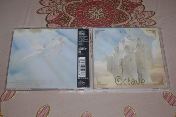 〇♪米米クラブ Octave CD盤_画像1