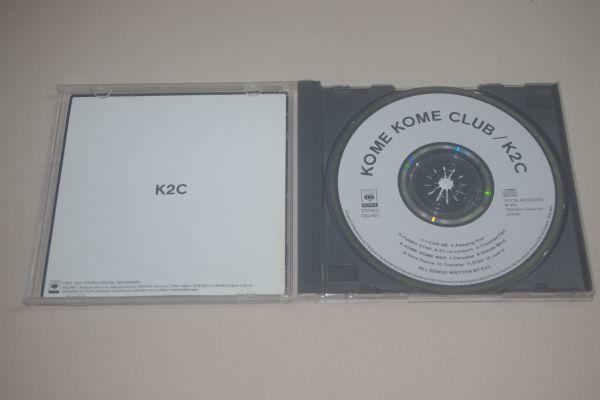 〇♪米米クラブ K2C CD盤_画像2