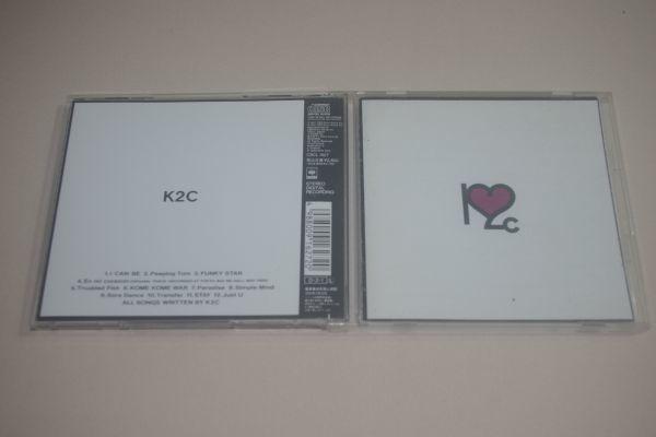 〇♪米米クラブ K2C CD盤_画像1