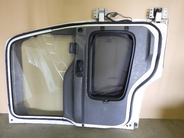 91118-3-1 ★ いすゞ フォワード ドア ヒンジ 左側 助手席側 PJ-FSR34L4_画像6