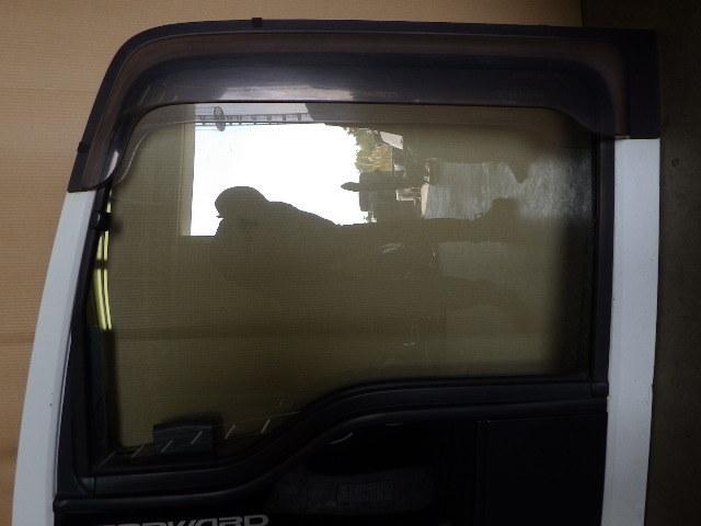 91118-3-1 ★ いすゞ フォワード ドア ヒンジ 左側 助手席側 PJ-FSR34L4_画像5