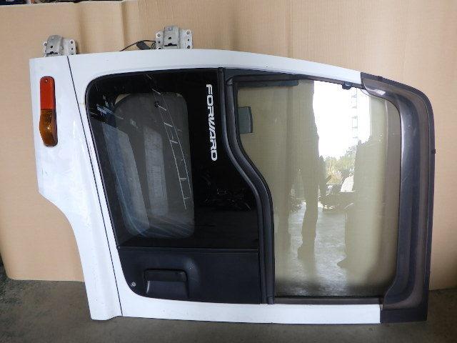 91118-3-1 ★ いすゞ フォワード ドア ヒンジ 左側 助手席側 PJ-FSR34L4_画像1