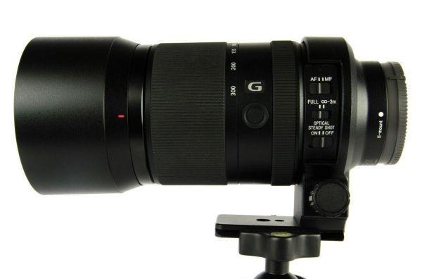 sony ソニー FE 70-300mm f/4.5-5.6 G OSS (SEL70300G) ver2.0 オリジナルリング式 三脚座 高品質 _画像8