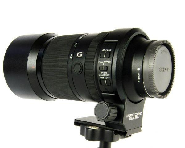 sony ソニー FE 70-300mm f/4.5-5.6 G OSS (SEL70300G) ver2.0 オリジナルリング式 三脚座 高品質 _画像7