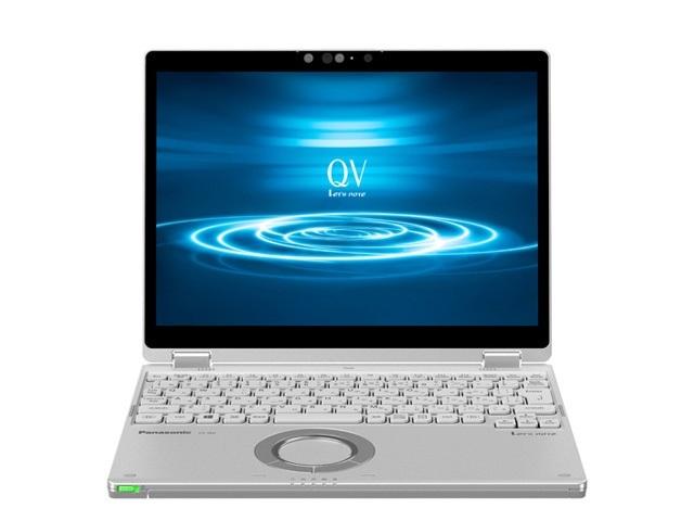レッツノートQV8シリーズ Windows 10 Pro 64ビット Corei7 LTE対応 モデル