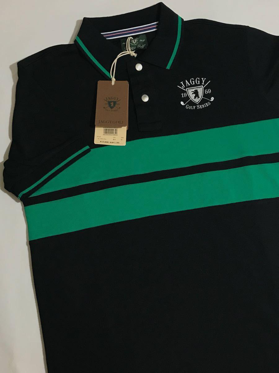 ブリヂストン 【未使用】JAGGY ゴルフウェアー 半袖 ポロシャツ 定価12000円_画像1