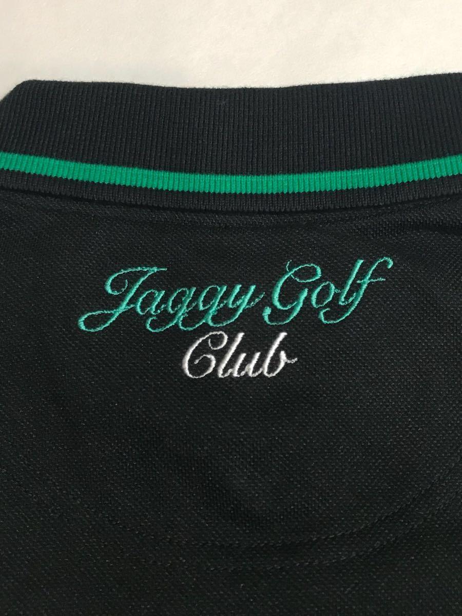 ブリヂストン 【未使用】JAGGY ゴルフウェアー 半袖 ポロシャツ 定価12000円_画像9