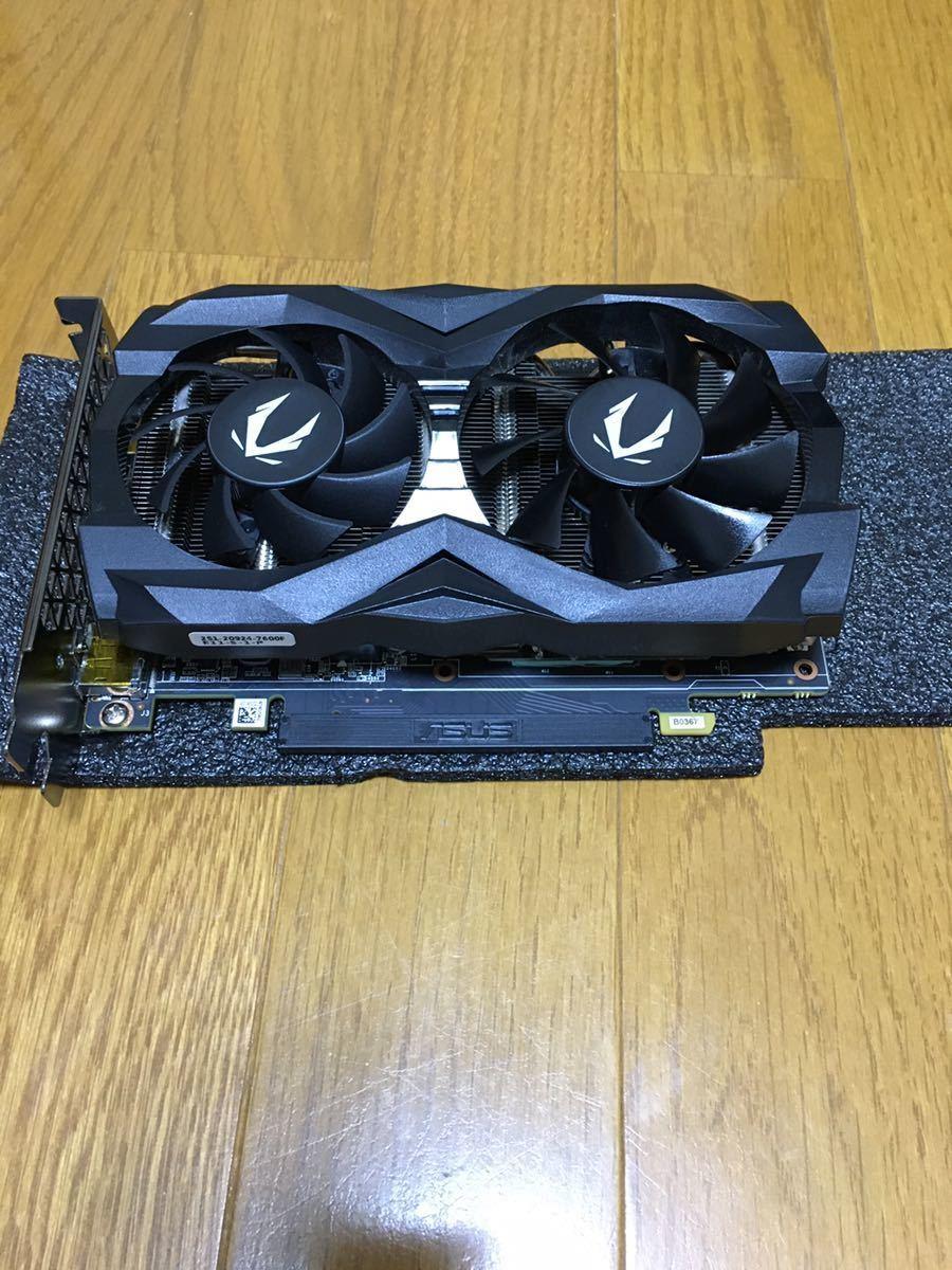 ゾタック OTAC GAMING GeForce GTX 1660 Ti 6GB GDDR6 ZT-T16610F-10L [PCIExp 6GB]_画像3