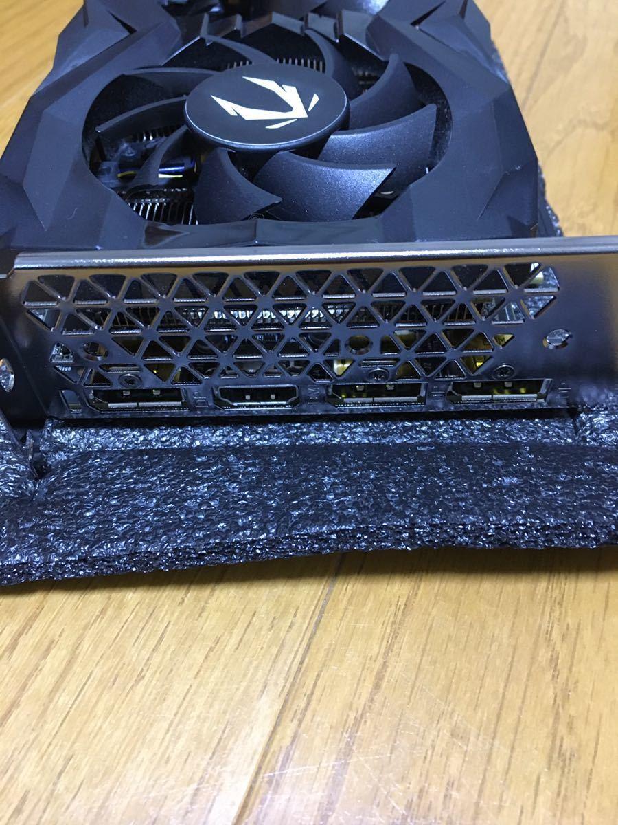 ゾタック OTAC GAMING GeForce GTX 1660 Ti 6GB GDDR6 ZT-T16610F-10L [PCIExp 6GB]_画像4