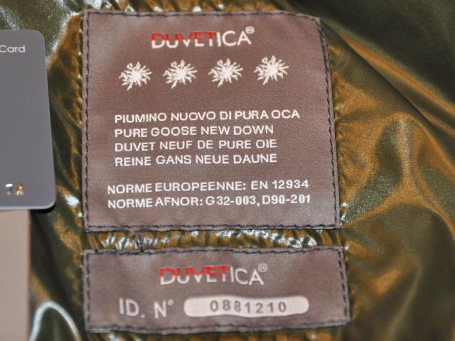 国内正規品 デュベティカ DUVETICA アリステオ ダウン ベスト 46 S-Mサイズ ブラック 黒 999-NERO メンズ モンクレール_画像5