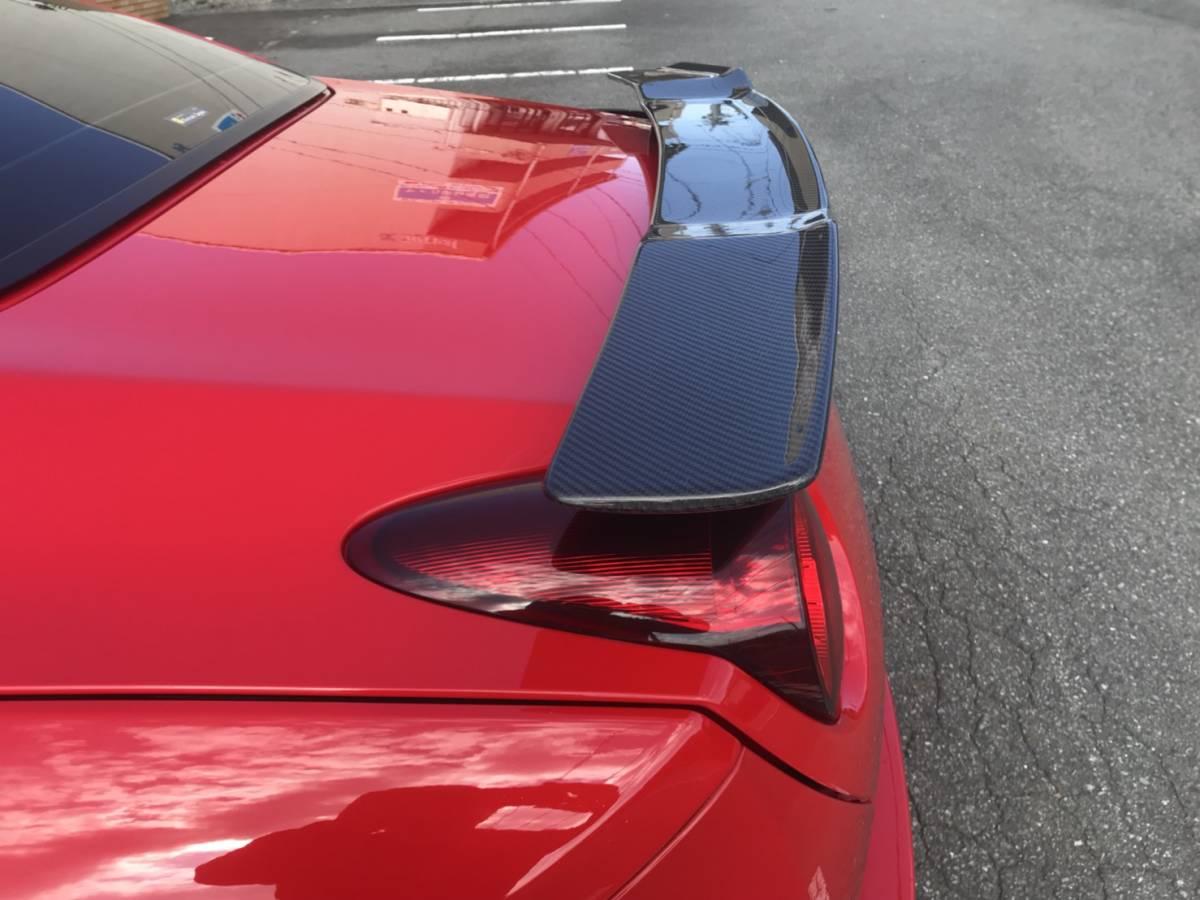 Ferrari California フェラーリ カリフォルニア リアウイング ドライカーボン製 Win_※画像商品はウェットカーボン製となります