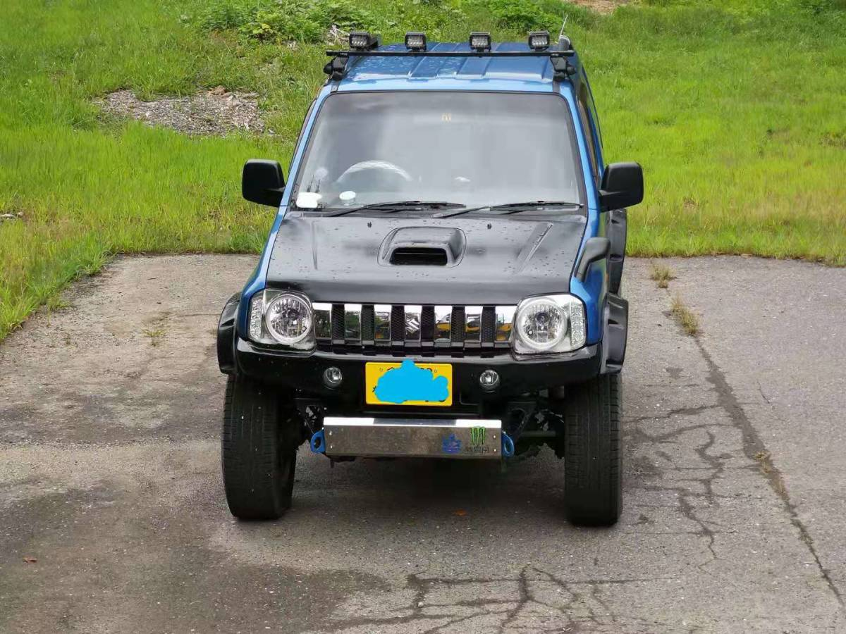 「スズキ ジムニー JB23改装車 車輌交換可能 」の画像2