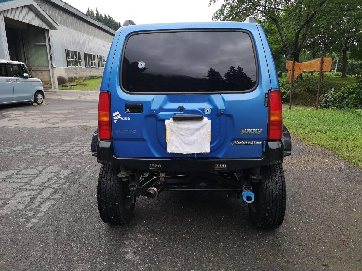 「スズキ ジムニー JB23改装車 車輌交換可能 」の画像3