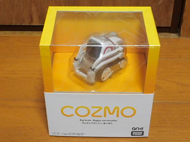 1円スタート売切!送料無料!☆新品☆★タカラトミー COZMO(コズモ)★心をもつAIロボット、お子様の教育、研究、遊び相手に!