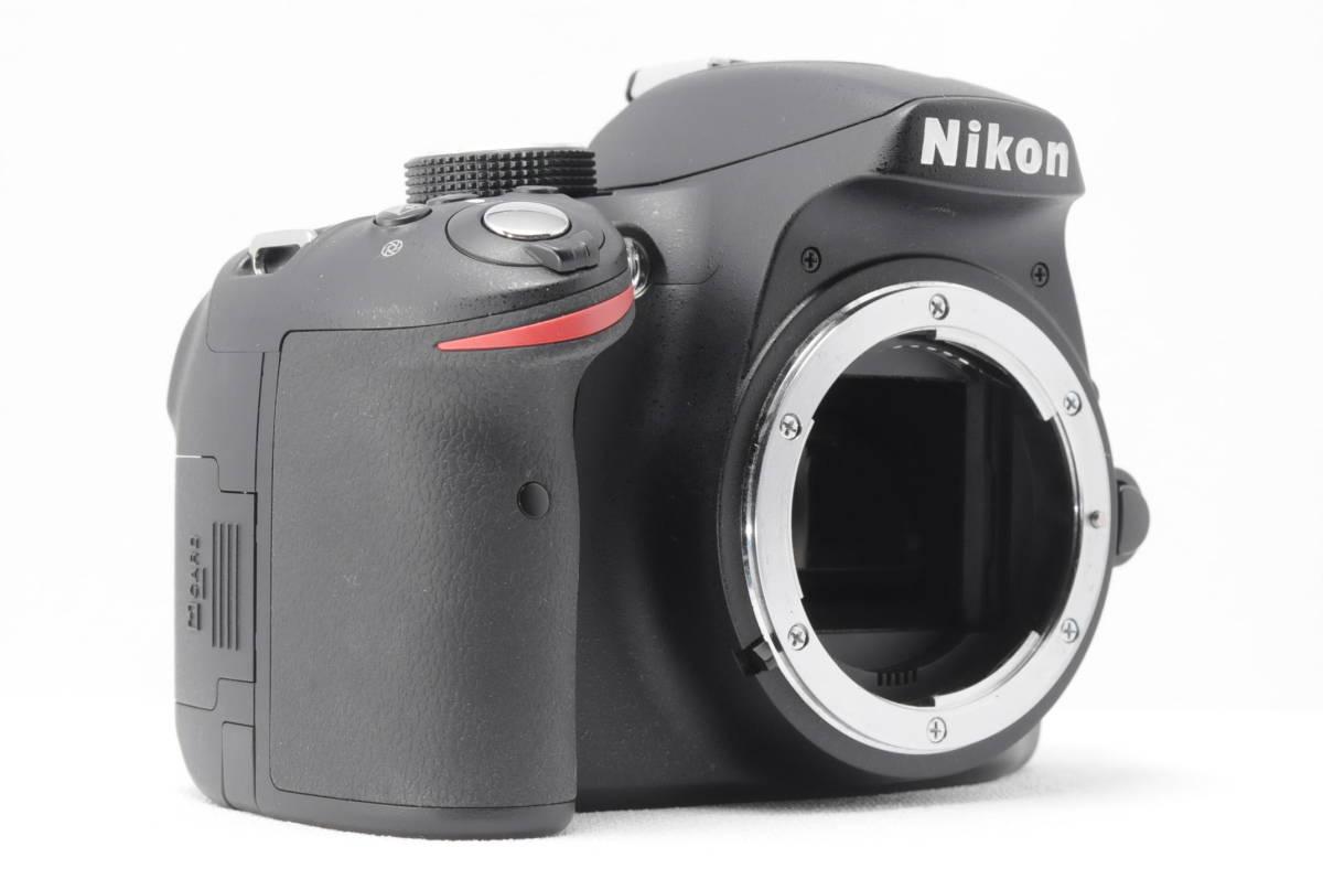 ■ほぼ新品■ニコン Nikon D3200 レンズ2本セット 《32GB SDカード・付属品多数》 #0167J31_画像5