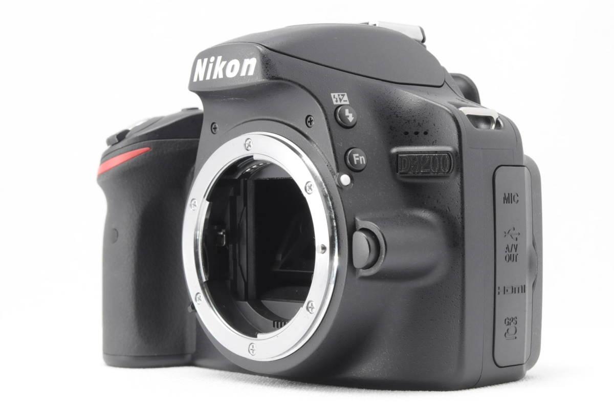 ■ほぼ新品■ニコン Nikon D3200 レンズ2本セット 《32GB SDカード・付属品多数》 #0167J31_画像4