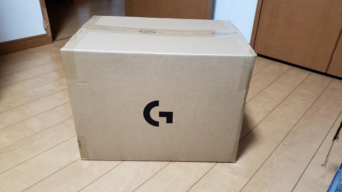 logitech g29 ドライビングフォース