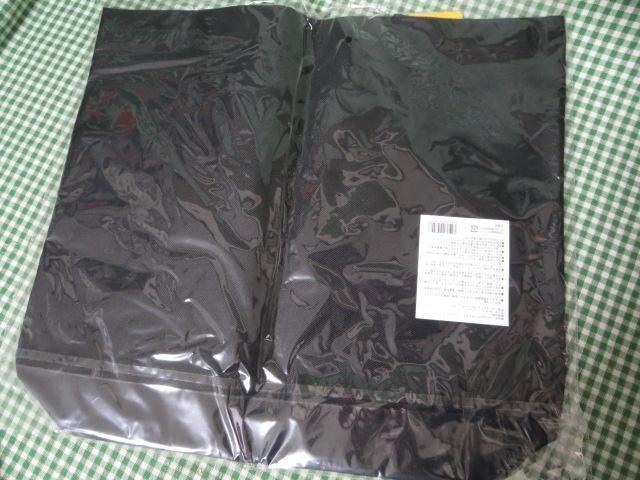 ミッキーマウス トートバッグ 黒 39.5×35cm_画像3