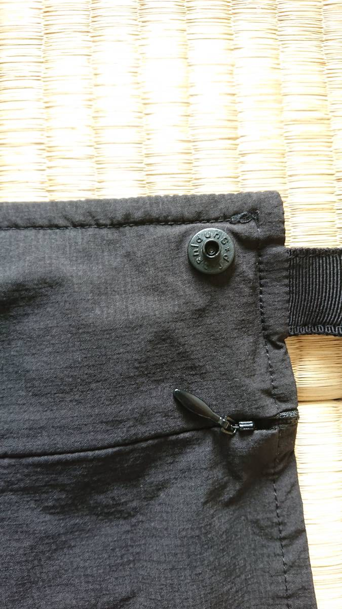 Oqliq Adhere vest ベスト XL Black - TAKIBI タキビ_画像6