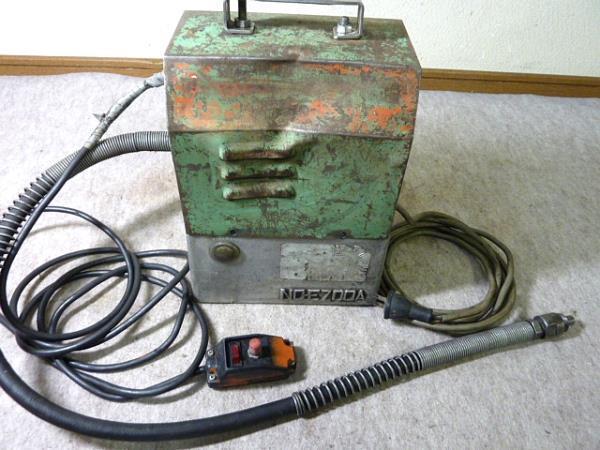 ◆西田製作所/電動油圧ポンプNC-E700A◆_画像1