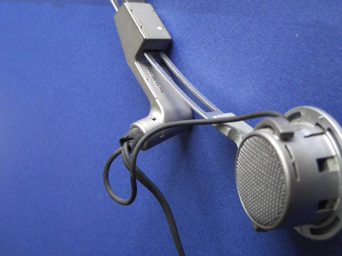 ソニー・ヘッドフォーン SONY MDR-7、ステレオミニステレオ変換プラグ_画像5