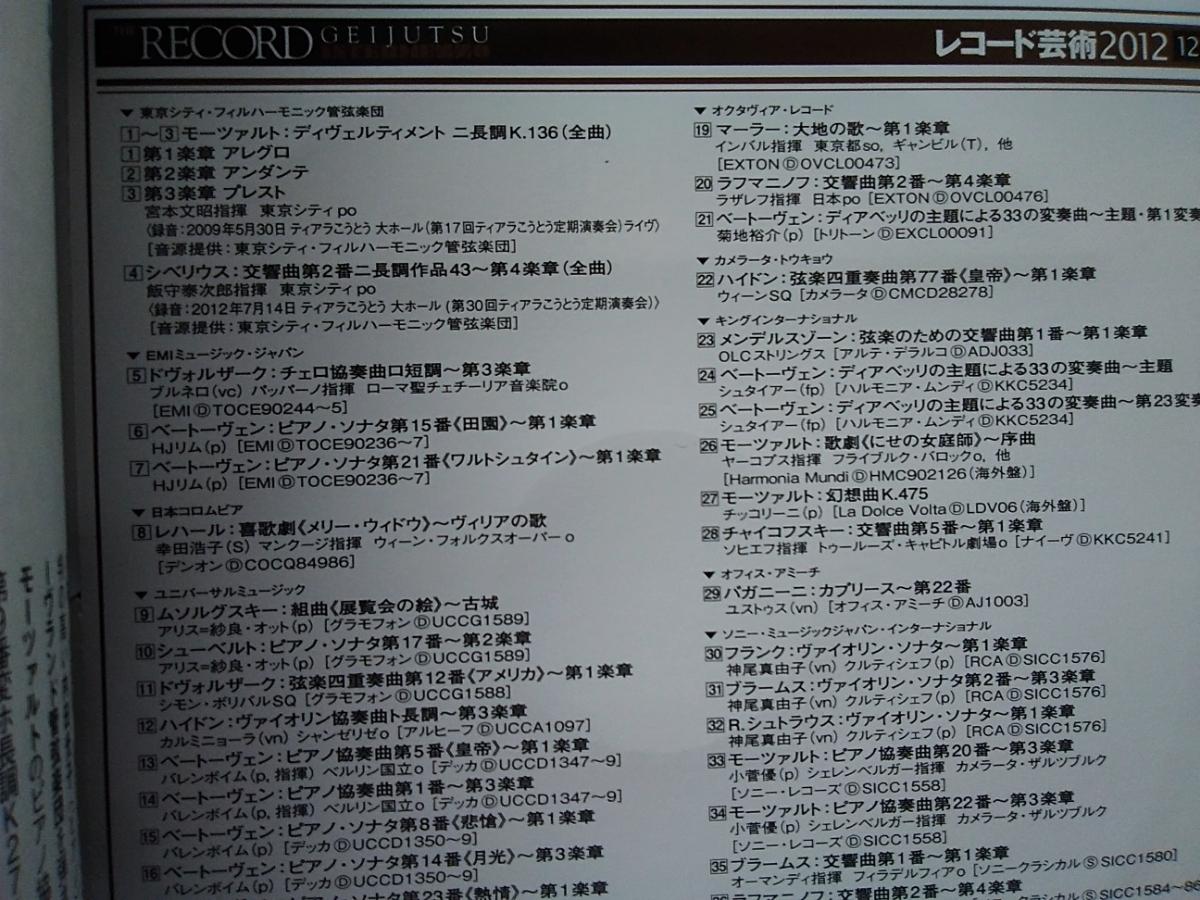 即決 非売品 CD 東京シティフィルハーモニック管弦楽団 指揮 宮本文昭&飯守泰次郎/モーツァルト&シベリウス/ティアラこうとう定期演奏会_画像2