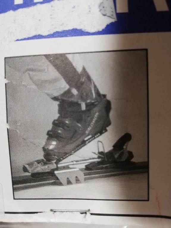 新品 送料無料 アルパイントレッカー ALPINE TREKKER クランポン 75mm アイゼン クトー bca バックカントリー 山スキー_画像2