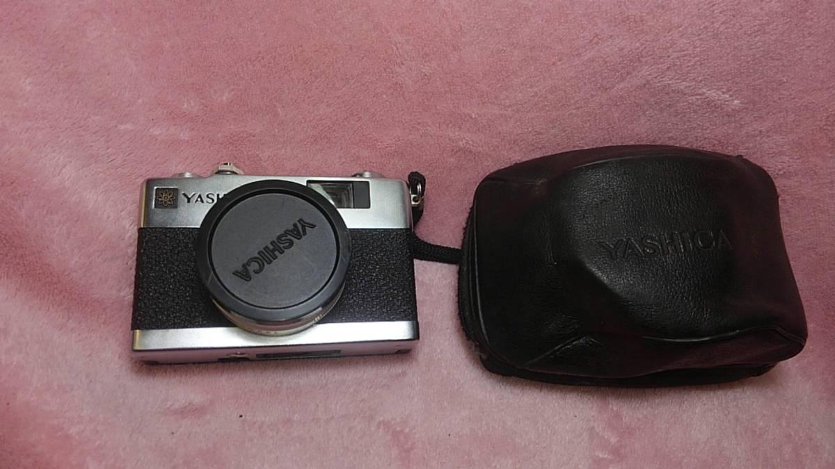 【YASHICA】 YASHINON-DX ELECTRO35 MC フィルムカメラ ヤシカ エレクトロ ジャンク 【19/11 C-3 m】_画像1